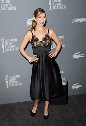 Meredith Monroe at 15th Annual Costume Designers Guild Awards on February 19, 2013