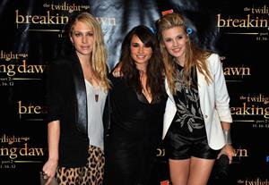 Mia Maestro -  The Twilight Saga: Breaking Dawn - Part 2  VIP Comic-Con Celebration in San Diego (July 11, 2012)