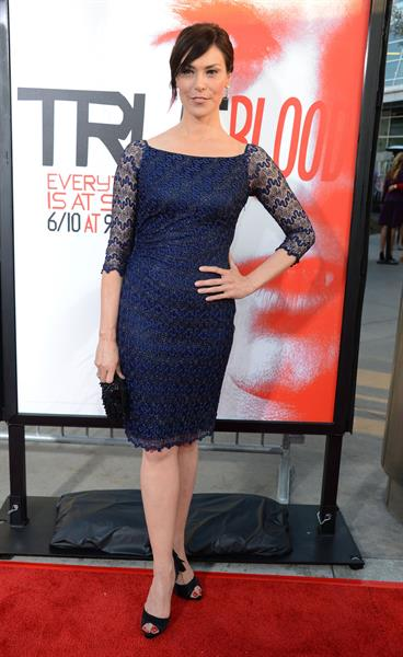 Michelle Forbes - True Blood Season 5 premiere in Los Angeles (May 30, 2012)