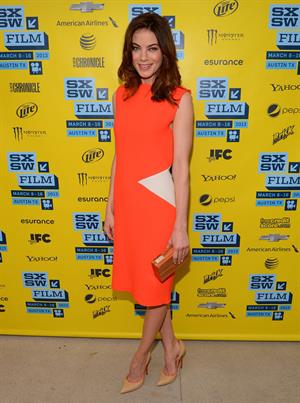 Michelle Monaghan 'Gus' screening at 2013 SSW in Austin, Texas 3/9/13