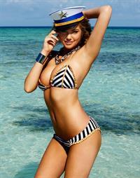 Beach Bunny Bikini Adverts