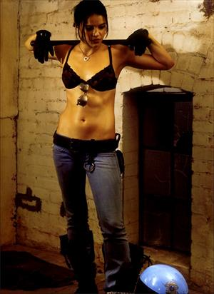 Michelle Rodriguez - Zoo Magazine Photoshoot