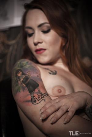 Foxy Sanie in  Tattoo 1  for The Life Erotic