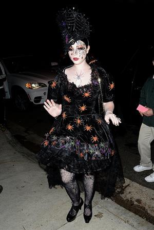 Michelle Trachtenberg - Casamigos Halloween Party 10/25/13