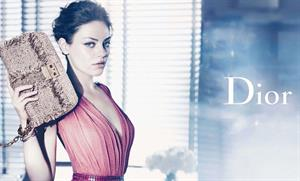 Mila Kunis - Dior Photoshoot & Ads