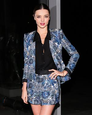 Miranda Kerr 2012 Footwear News Achievement Awards in NYC 11/27/12