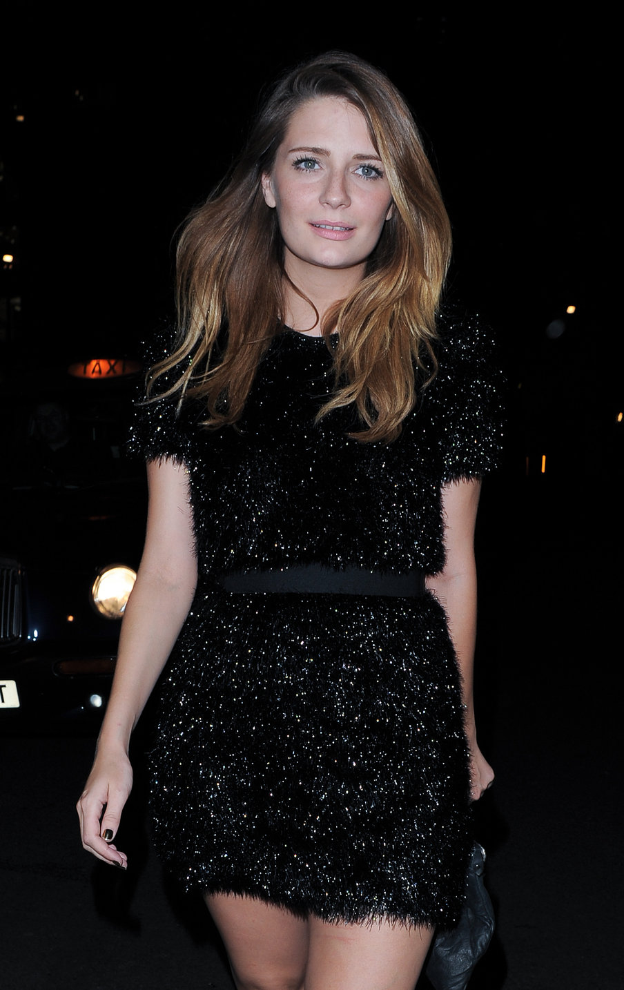 Mischa Barton - Johnnie Walker Blue Label Dinner in London (July 17, 2012)