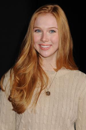 Molly Quinn  Wreck It Ralph  - Los Angeles Premiere, Oct 29, 2012