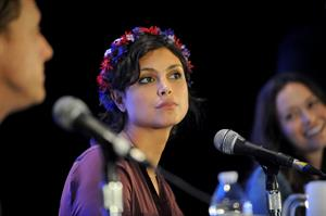 Morena Baccarin Wizard World Comic-Con in Chicago (Day 2) - August 10, 2013