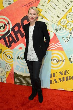 Naomi Watts - Celebration of Target s 50th Anniversary   October 16, 2012