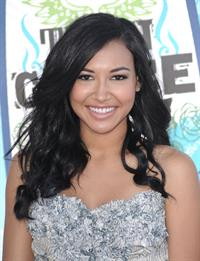 Naya Marie Rivera -  Teen Choice Awards  At Gibson Amphitheatre In Universal City (8 Aug 2010)