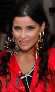 Nelly Furtado - Hosts Fuse's Top 20 Countdown in New York City (May 29, 2012)