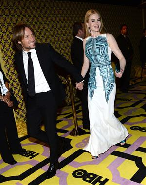 Nicole Kidman - HBO's Official Emmy After Party at The Plaza in Hollywood, September 23, 2012
