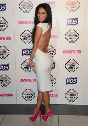 Nicole Scherzinger Cosmopolitan Ultimate Woman of the Year in London - 10/30/12