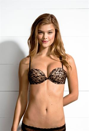 Nina Agdal Aerie: Bra Undie Guide (October 2013)