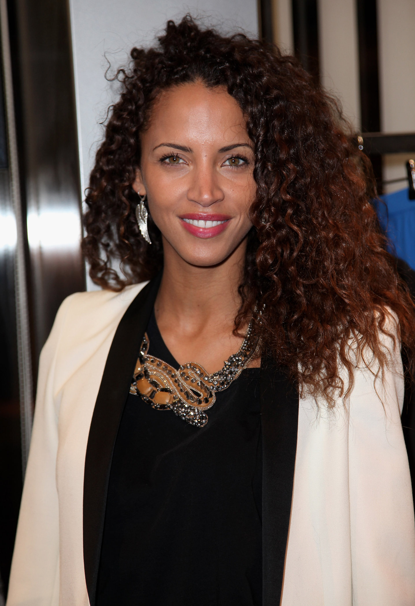 Noémie Lenoir Kabuki Welcome Alexander Wang Party (Dec 13, 2012)