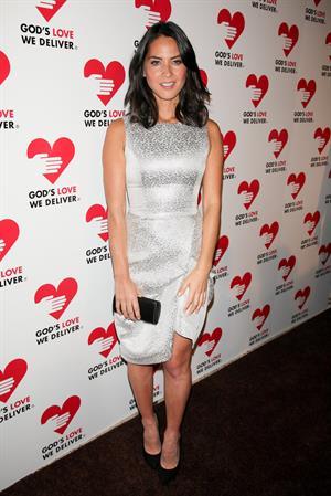Olivia Munn God's Love We Deliver 2012 Golden Heart Awards Celebration, October 15, 2012