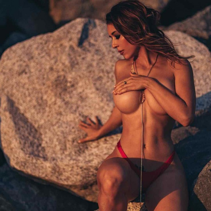 Tianna gregory naked