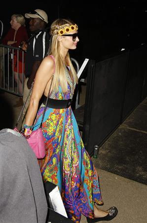 Paris Hilton 2013 Coachella Valley Music & Arts Festival in Indio 4/20/13
