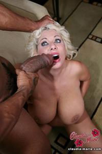Claudia Marie - breasts