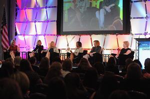 Paula Zahn WICT Leadership Conference Day 2 (September 11, 2012)