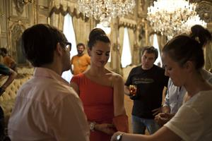Penelope Cruz - Campari Calendar 2013 Behind The Scenes