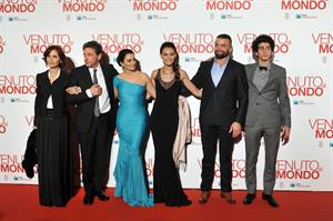 Penelope Cruz Twice Born (Venuto Al Mondo) premiere in Rome - Nov 5, 2012