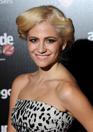 Pixie Lott Attitude Magazine Awards in London - Oct. 16, 2012