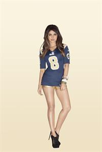 Priyanka Chopra 2012 NFL Season Photoshoot
