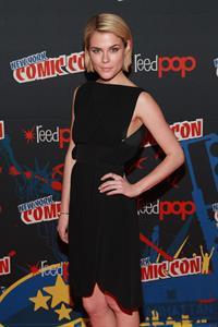 Rachael Taylor 2012 New York Comic Con - Day 4 (Oct 14, 2012)