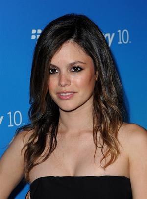 Rachel Bilson Blackberry Z10 Smartphone Launch in LA 3/20/13
