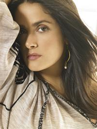 Salma Hayek - Talan Redbook Magazine Photoshoot