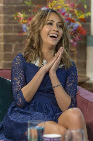 Samia Ghadie On This Morning - October 5, 2012