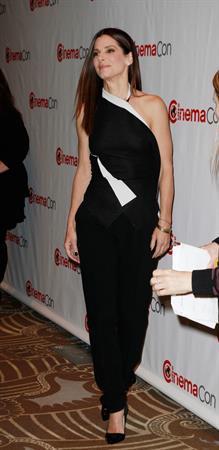 Sandra Bullock 20th Century FOPress Conference at CinemaCon 2013 -- Las Vegas, Apr. 18, 2013