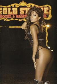 Aleida Nunez in lingerie