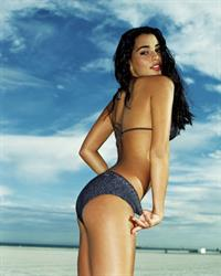 Natalie Martinez in a bikini - ass