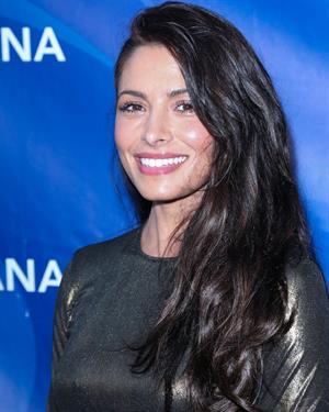 Sarah Shahi arrives at 2012 Oceana's SeaChange Summer Party on July 29, 2012 in Laguna Beach, California