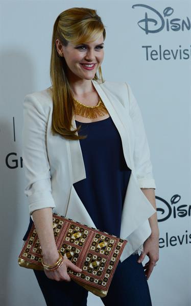 Sara Rue - 2012 TCA Summer Press Tour - Disney ABC Television Group Party - 27 July, 2012