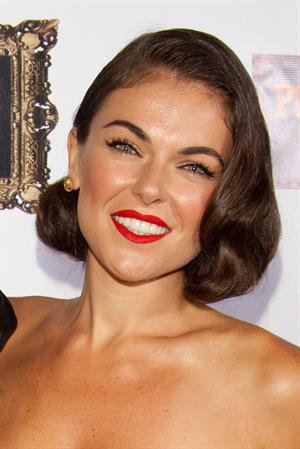 Serinda Swan - 28th Birthday Celebration at the Planet Hollywood Hotel and Casino in Las Vegas (July 20, 2012)