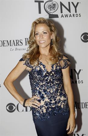 Sheryl Crow - 66th Annual Tony Awards New York City - Jun 10, 2012