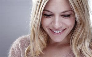Sienna Miller Poses for a portrait at the London Hotel in New York - October 5, 2012