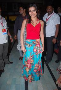 Soha Ali Khan at Mami Festival in Mumbai 2009