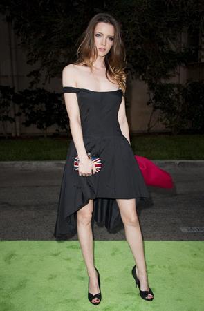 Talulah Riley at the Environmental Media Awards - September 29, 2012