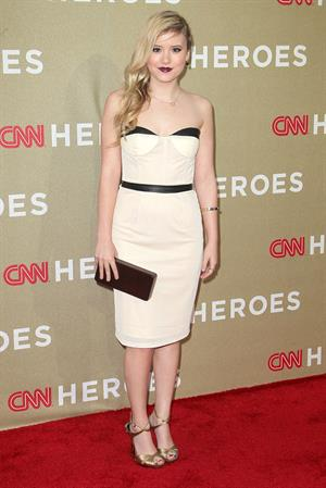 Taylor Spreitler CNN Heroes: An All Star Tribute in Los Angeles 12/2/12