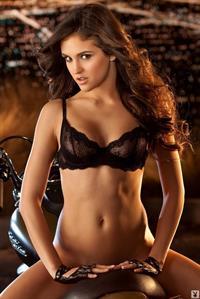 2012 Playboy Playmate of the Year Jaclyn Swedberg