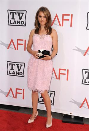 Natalie Portman –38th AFI Life Achievement Award 6/10/05