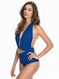 Katherine Henderson in a bikini