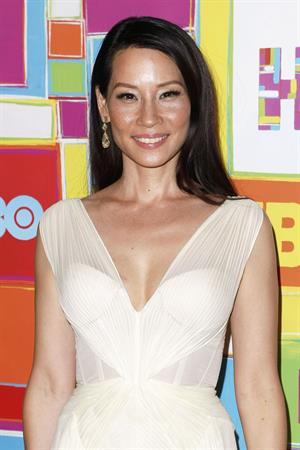 Lucy Liu at HBO's Official 2014 Emmy After Party August 25, 2014