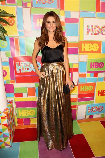 Maria Menounos at HBO's Official 2014 Emmy After Party August 25, 2014