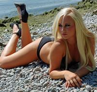 Jessy Erinn in lingerie